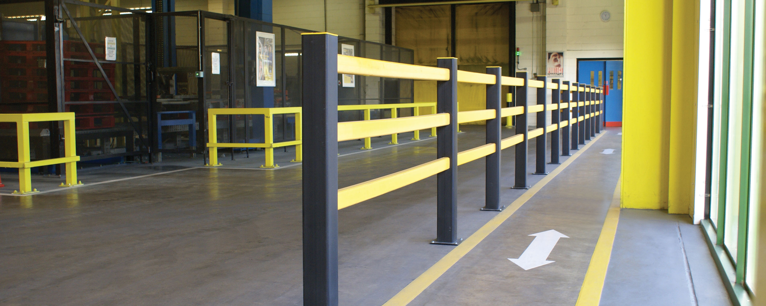 """A-SAFE has proved to be the most cost-efficient solution for our safety barriers, but this is just a bonus. The most essential benefit is that their solutions provide the highest standards of safety so that our team feel at ease in their working environment. The highly-visible yellow barriers have a smart, attractive appearance and have proved to have excellent durability."""