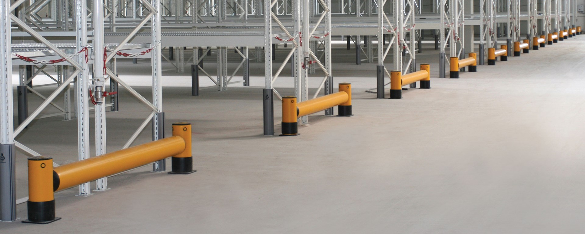 <p>Warehousing | Collision prevention solution for German Volkswagen facility</p>